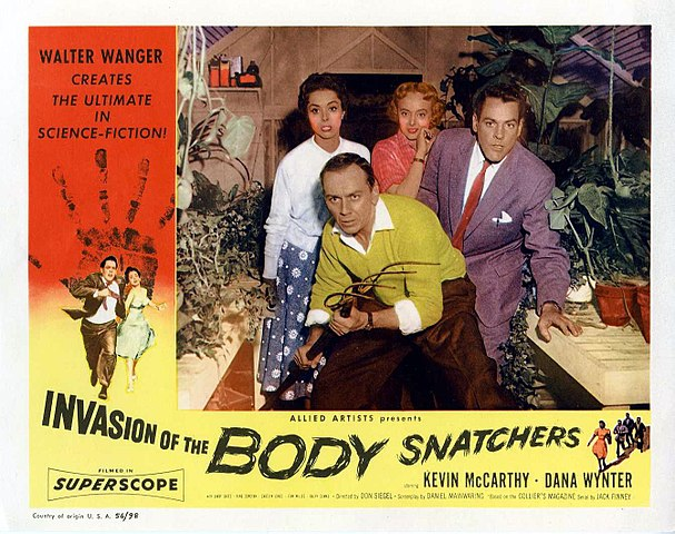 Invasion of the Body Snatchers Movie