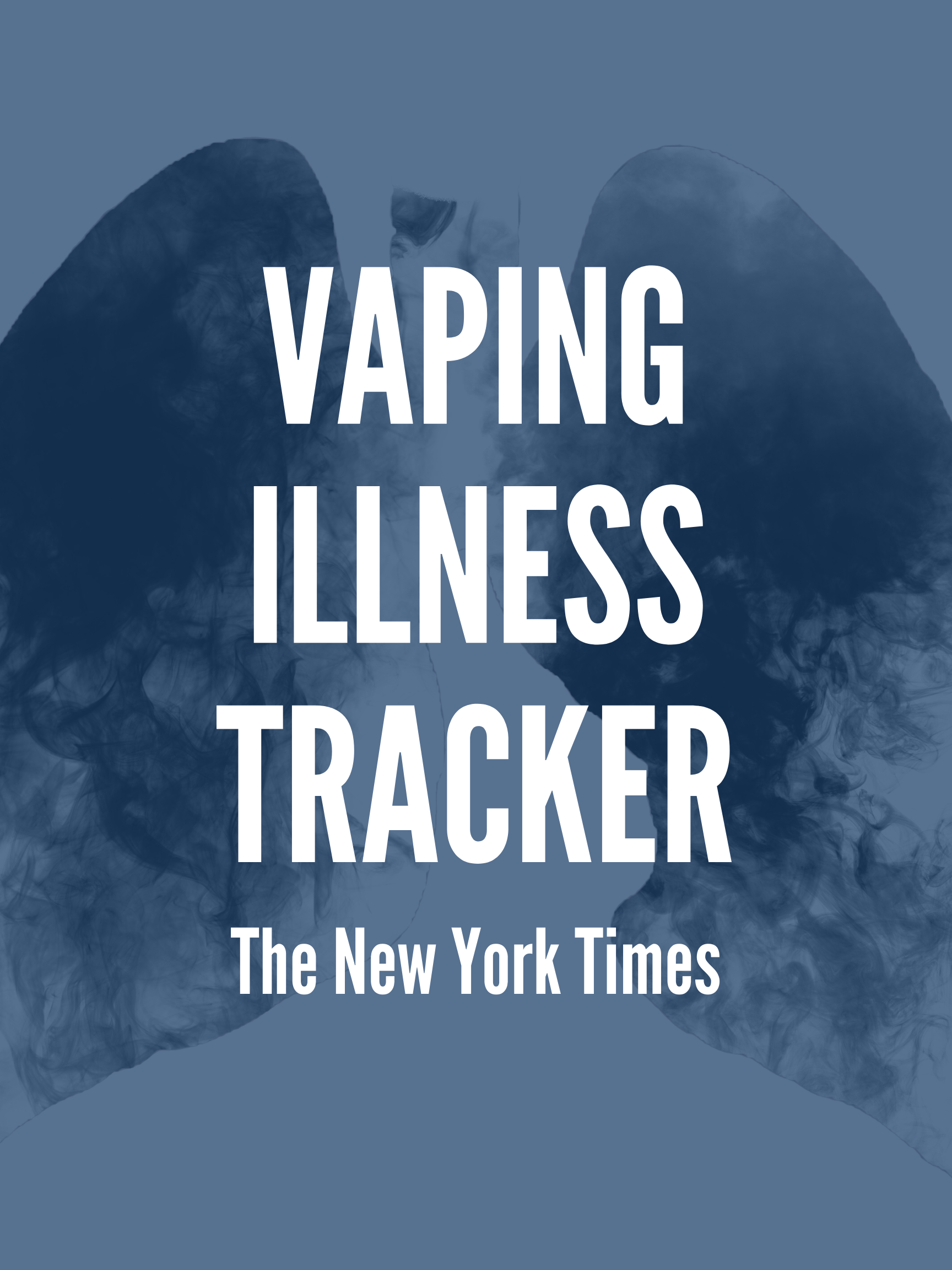 Vaping Illness Tracker