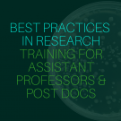 Best Practices in Research